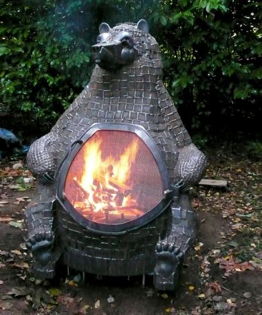 Bear Fire pitA